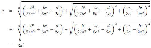 Quintic Equation Prove that no s...